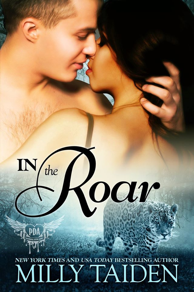 In the Roar Book Cover