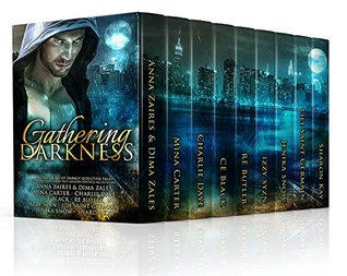 Gathering Darkness: A Paranormal Romance Collection Book Cover