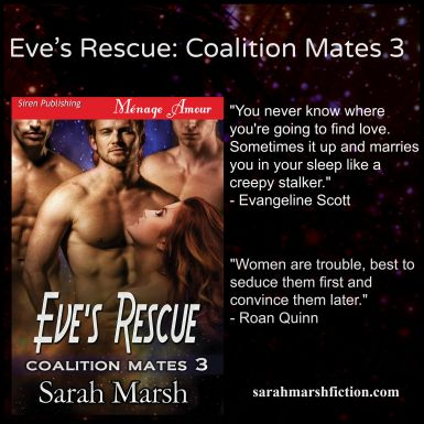 Eve's Rescue teaser Eve-Roan