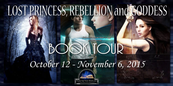 Lost Princess Rebellion and Goddess Banner Tour