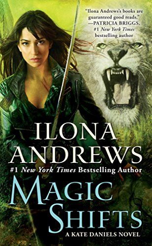 Magic Shifts Book Cover