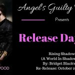 Release Blitz: Rising Shadows (World in Shadows #1) by Bridget Blackwood