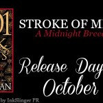 Release Day Launch: Stroke of Midnight (Midnight Breed #13.5)(1001 Dark Nights) by Lara Adrian ~ Excerpt