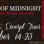 Excerpt Tour: Stroke of Midnight (Midnight Breed)(1001 Dark Nights) by Lara Adrian
