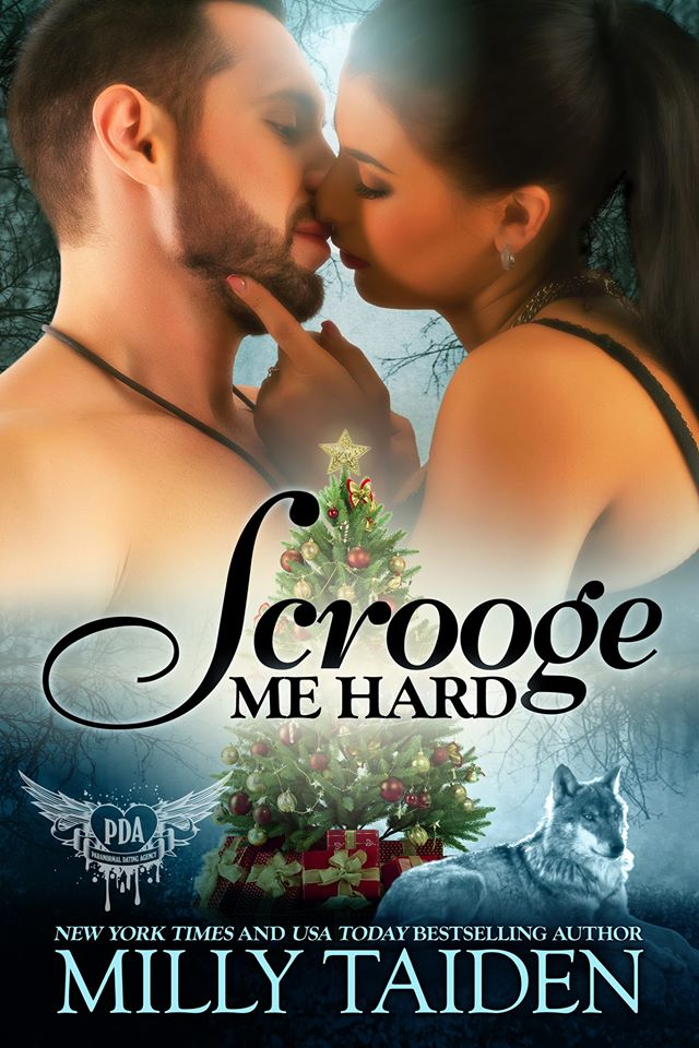 Scrooge Me Hard Book Cover