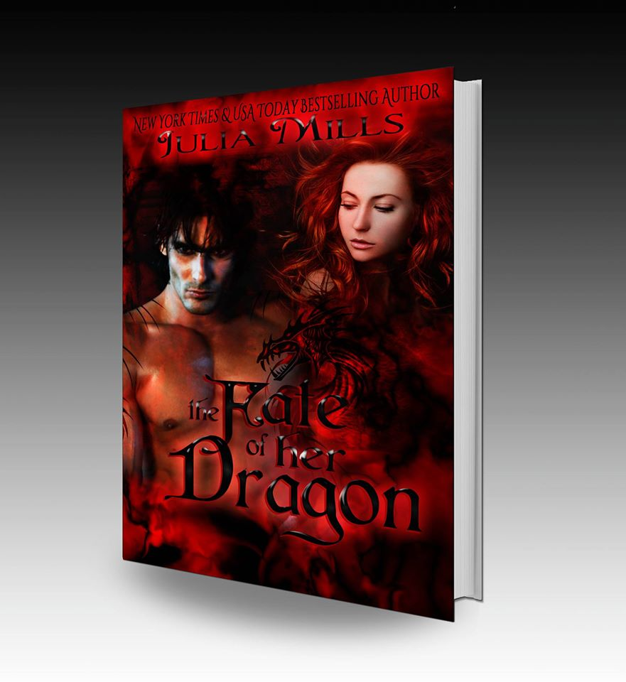 The Fate of Her Dragon Book Cover
