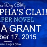 Release Day Blitz: Dark Alpha's Claim (Reaper #1) by Donna Grant ~ Excerpt