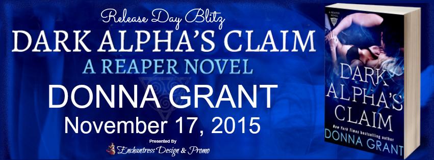 Dark Alpha's Claim Release Day Blitz Banner