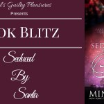 Blitz: Seduced By Santa (Paranormal Protection Agency #4) by Mina Carter ~ Teasers/Snippet