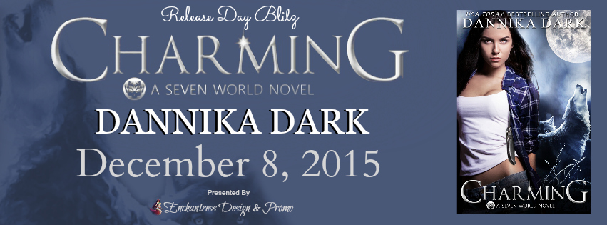 CHARMING Release Day Blitz