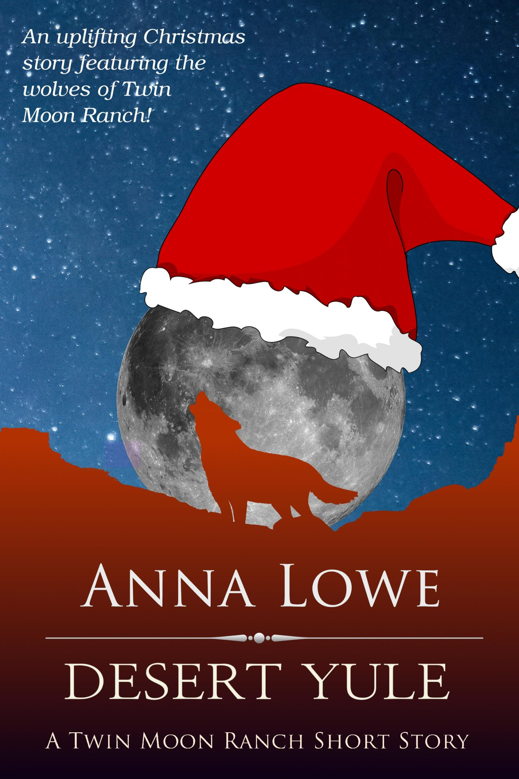 Desert Yule Book Cover