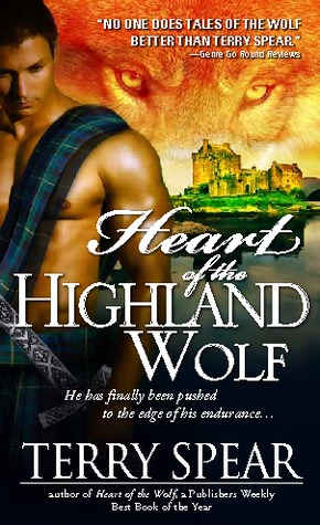 Heart of the Highland Wolf Book Cover