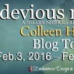 Character Bio: Alejandro Ramos – Devious Minds by Colleen Helme {Tour} ~ Excerpt/Giveaway
