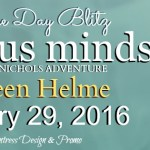 Release Day Blitz: Devious Minds (Shelby Nichols #8) by Colleen Helme ~ Giveaway/Excerpt