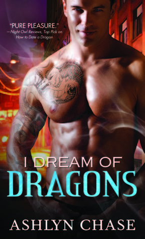 I Dream of Dragons Book Cover