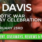 Release Day Blast: Chaotic War (Sons of War, #3) by Lia Davis ~ Giveaway/Excerpt