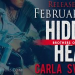 Release Blast: Hidden Heat (Brothers of Mayhem #1) by Carla Swafford ~ Giveaway/Excerpt