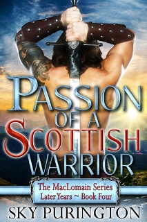 Passion of a Scottish Warrior