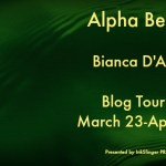 Alpha Bear (Grizzly Cove #4) by Bianca D'Arc {Tour} ~ Excerpt/Giveaway
