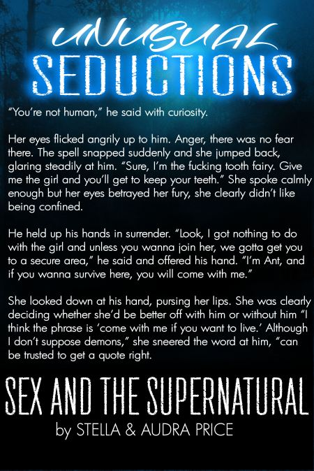 UnusualSeductions-SexAndTheSupernatural