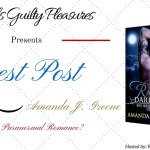 Guest Post: Rulers of Darkness Box Set by Amanda J. Greene {Tour} ~ Excerpt/Giveaway