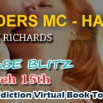 Release Blitz: Phantom Riders MC – Hawk by Tory Richards ~ Excerpt