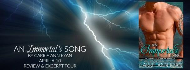 An Immortal's Song Tour Button