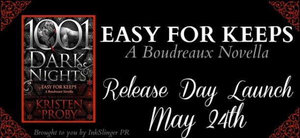 Easy For Keeps - RDL banner