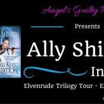 Interview: Ally Shields (Elvenrude Trilogy Tour) ~ Excerpt
