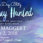Release Day Blitz: Halfway Hunted (Halfway Witchy Series #3) by Terry Maggert ~ Excerpt