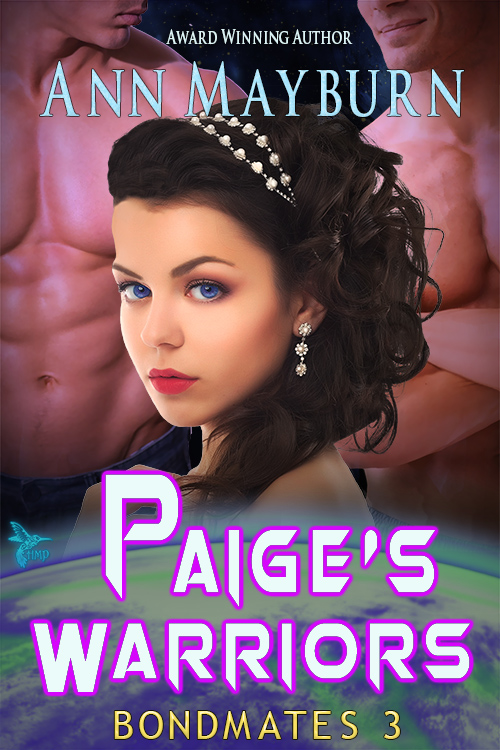 Paige's Warriors Book Cover