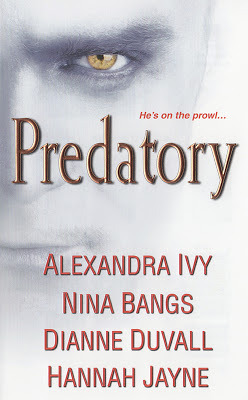 Predatory Book Cover