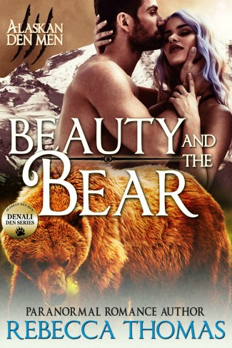 Beauty and the Bear Ebook Cover