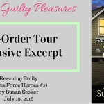 Pre-Order Tour: Rescuing Emily (Delta Force Heroes #2) by Susan Stoker ~ Exclusive Excerpt