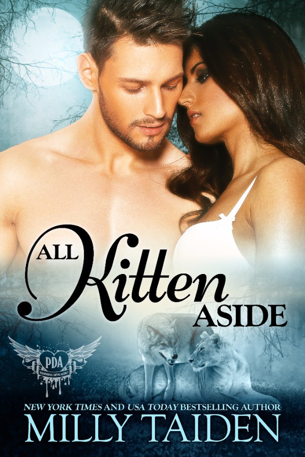 All Kitten Aside Book Cover
