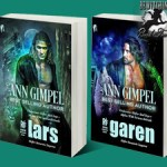 Garen & Lars (Rubicon International #1 & #2) by Ann Gimpel {Tour} ~ Excerpt(s)