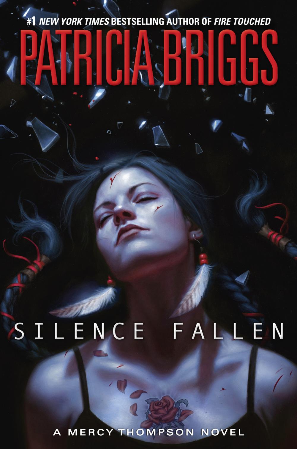 Silence Fallen Book Cover