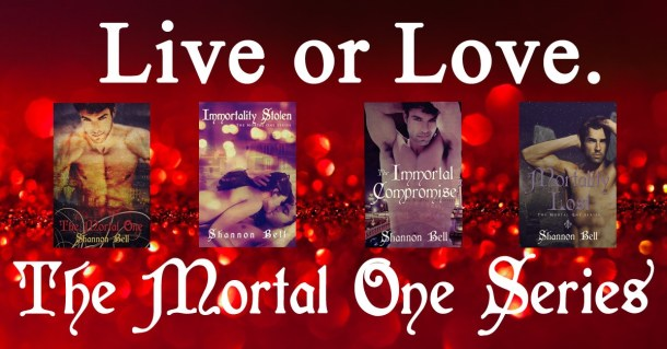 The Mortal One by Shannon Bell New graphic