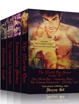 The Mortal One by Shannon Bell boxed set