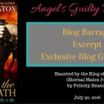 Haunted by the King of Death (Eternal Mates #11) by Felicity Heaton {Tour} ~ Excerpt