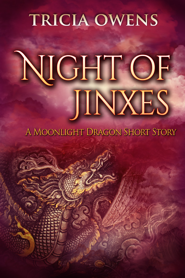 Night of Jinxes Book Cover