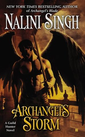 Archangel's Storm Book Cover