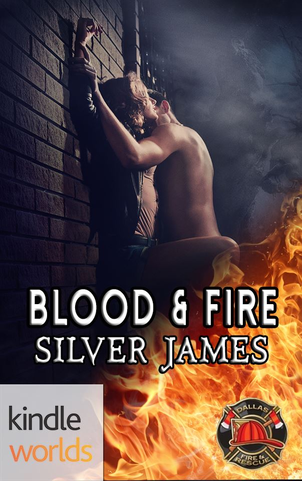 Blood & Fire Book Cover