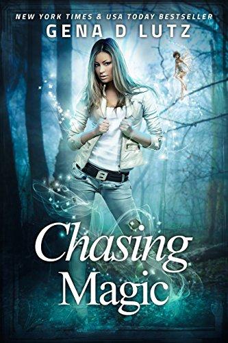 Chasing Magic Book Cover