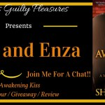 Rhys and Enza.. Join Me For A Chat!! (Awakening Kiss Tour)