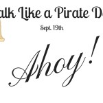 2016 Ahoy! Talk Like a Pirate Day