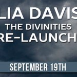 ARC Review: Forgotten Visions (The Divinities #1) by Lia Davis {Re-Launch Tour} ~ Giveaway