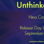 Release Day Launch: Unthinkable (Beyond Human #1) by Nina Croft ~ Excerpt