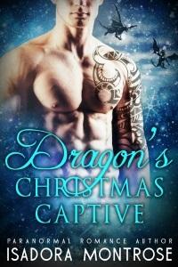 Dragon's Christmas Captive
