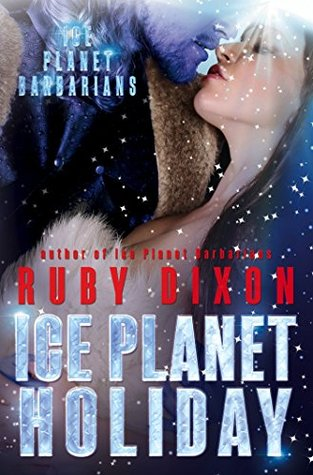 Ice Planet Holiday Book Cover